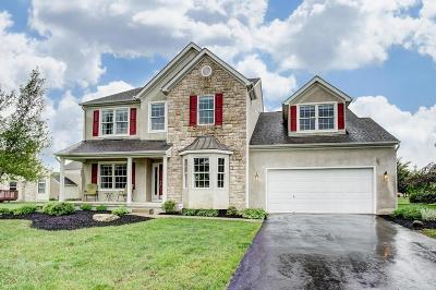 Hilliard Single Family Home Contingent Finance And Inspect: 6153 Jeffrelyn Drive