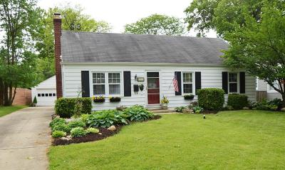 Clintonville Single Family Home For Sale: 471 Acton Road