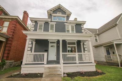 Columbus Single Family Home For Sale: 444 S 22nd Street