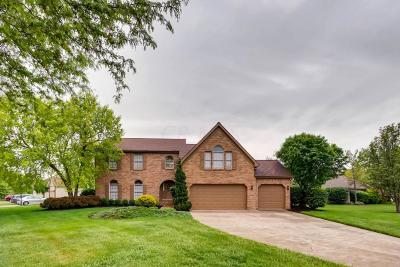 Grove City Single Family Home For Sale: 4730 Heycross Drive