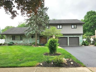 Upper Arlington Single Family Home Sold: 1463 Ardwick Road