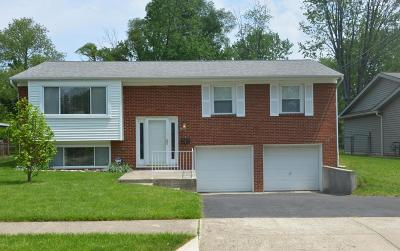 Columbus OH Single Family Home For Sale: $169,999