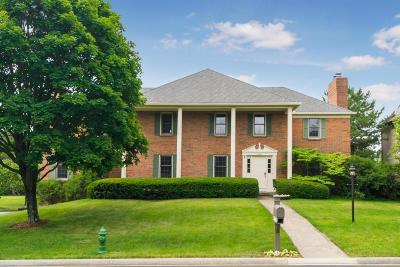 Dublin Single Family Home For Sale: 5648 Duddingston Drive