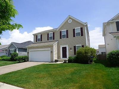 Galloway Single Family Home Contingent Finance And Inspect: 458 Hemhill Drive