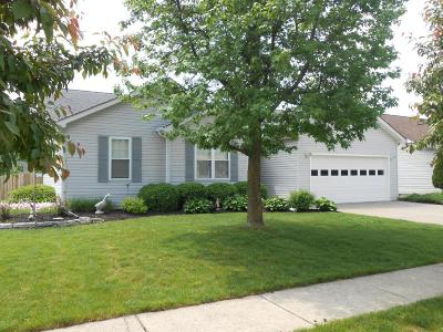 Circleville OH Single Family Home For Sale: $154,900
