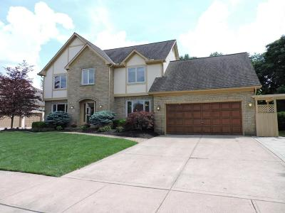 Westerville Single Family Home For Sale: 1069 Blue Heron Drive
