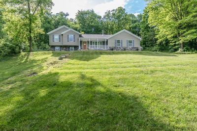 Newark Single Family Home Contingent Finance And Inspect: 4732 Spring Hill Road SE