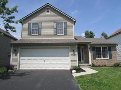 Blacklick Single Family Home For Sale: 390 Kestrel Drive