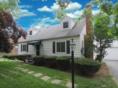 Columbus Single Family Home For Sale: 2670 Wellesley Road