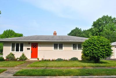 Westerville OH Single Family Home For Sale: $184,900