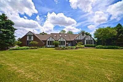 Grove City Single Family Home Contingent Finance And Inspect: 4721 Rensch Road