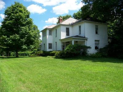 Pickerington Single Family Home For Sale: 376 Hill Road S