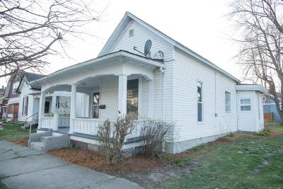 Washington Court House Single Family Home For Sale: 530 E Temple Street