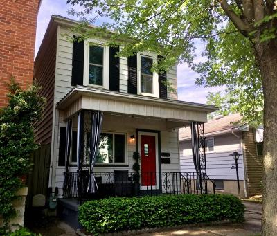 Columbus Single Family Home Contingent Finance And Inspect: 396 Stewart Avenue