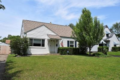 Columbus OH Single Family Home For Sale: $129,500
