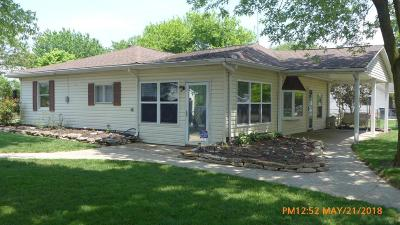 Columbus OH Single Family Home For Sale: $76,900