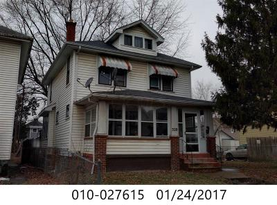 Columbus OH Single Family Home For Sale: $49,900
