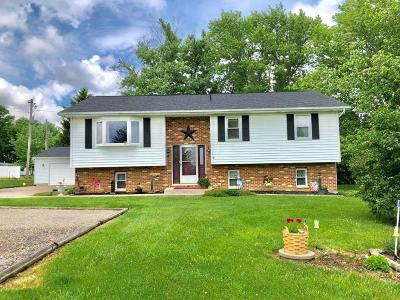 Circleville OH Single Family Home For Sale: $203,000