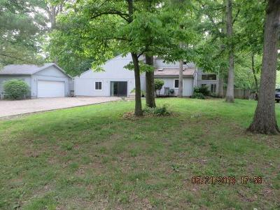 London OH Single Family Home For Sale: $199,900
