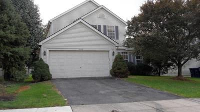 Columbus Single Family Home For Sale: 1448 Tall Pine Court