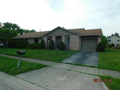 Columbus OH Multi Family Home For Sale: $139,900