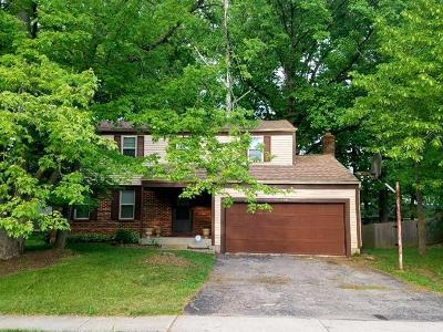 Columbus Single Family Home For Sale: 804 N Stygler Road