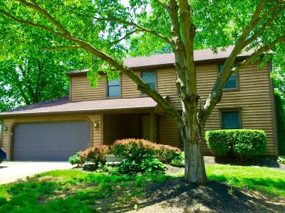 Columbus OH Single Family Home For Sale: $299,800