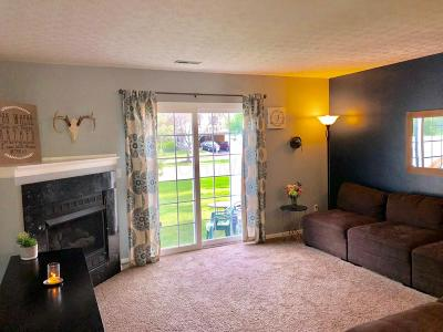 Canal Winchester OH Single Family Home For Sale: $84,900
