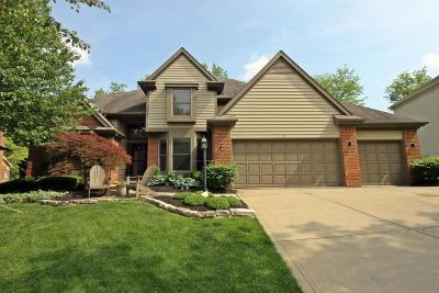 Dublin OH Single Family Home Contingent Finance And Inspect: $480,000
