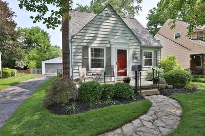 Columbus OH Single Family Home For Sale: $297,500