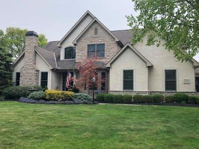 Westerville OH Single Family Home For Sale: $584,900