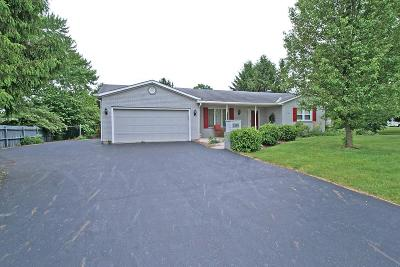 Grove City Single Family Home For Sale: 2355 Berry Hill Drive