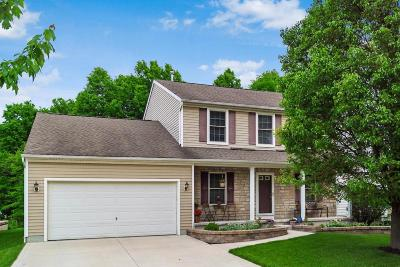 Westerville Single Family Home For Sale: 5709 Genoa Farms Boulevard