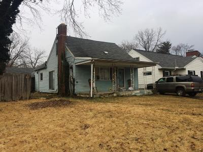 Columbus Single Family Home For Sale: 161 S James Road