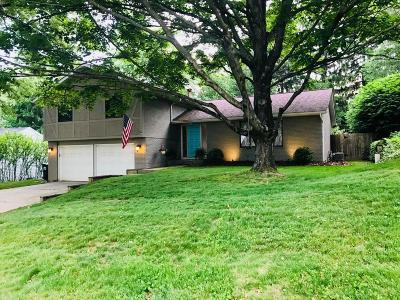 Newark Single Family Home For Sale: 1737 Stonewall Drive