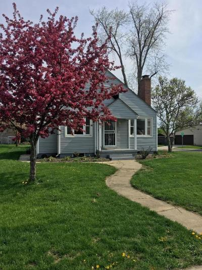 Grove City Single Family Home For Sale: 3462 Woodlawn Avenue