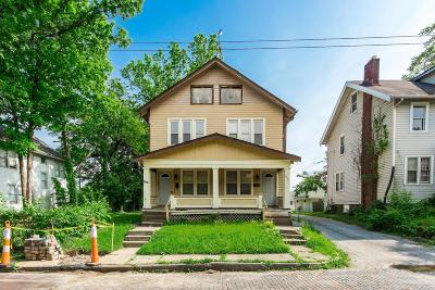 Columbus OH Multi Family Home For Sale: $236,500