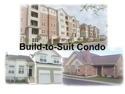 Condo Contingent Finance And Inspect: 5063 Green Vista Crossing #Lot 12