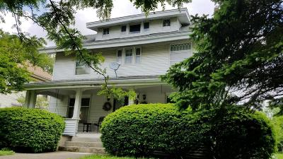 Washington Court House Single Family Home For Sale: 210 Ogle Street