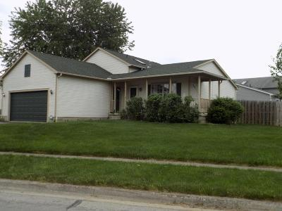 Grove City Single Family Home For Sale: 2579 Imperial Way Drive