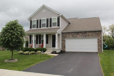 Blacklick Single Family Home For Sale: 7842 Narrow Leaf Court