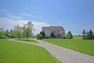 Johnstown Single Family Home Contingent Finance And Inspect: 14215 Blamer Road