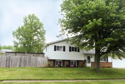 Grove City Single Family Home For Sale: 2714 Independence Court