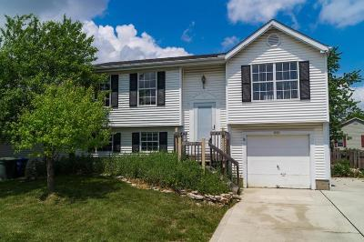 Hilliard Single Family Home Contingent Finance And Inspect: 4984 Inspiration Drive
