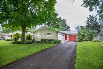 Upper Arlington Single Family Home Sold: 2318 Bristol Road