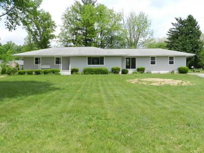 Johnstown Single Family Home For Sale: 9020 Concord Road
