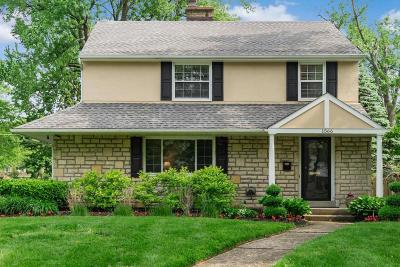 Columbus Single Family Home For Sale: 1566 Doone Road