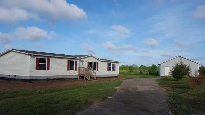 Marengo Single Family Home Contingent Finance And Inspect: 3100 County Road 170