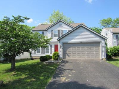 Franklin County Single Family Home For Sale: 3344 Omega Drive