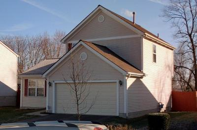 Franklin County Single Family Home For Sale: 4516 Harston Avenue